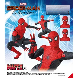 MAFEX Spider-Man Upgraded Suit (Spider-Man: Far From Home)