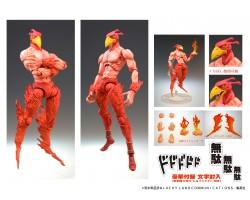 Super Action Statue: Magician's Red (JoJo's Bizarre Adventure Part 3) (Reissue)