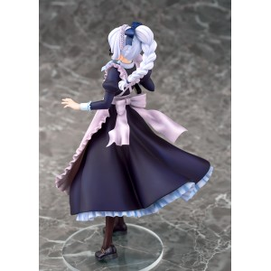 1/7 Full Metal Panic! Invisible Victory: Teletha Testarossa Maid Ver. PVC