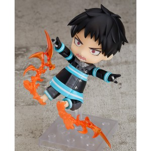 Nendoroid Shinra Kusakabe (Fire Force)