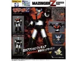 GRAND ACTION BIGSIZE MODEL MAZINGER Z Comics Ver.