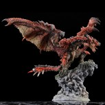 Monster Hunter: Capcom Figure Builder Creator's Model Fire Wyvern Rathalos (Reissue)