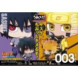 Chimi Mega Buddy Series!  NARUTO & SASUKE SET