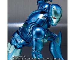 S.H.Figuarts Iron Man Mark 3 Blue Stealth