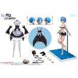 1/6 Scale Seamless Action Figure - Rem by TOYSEIIKI