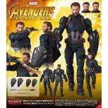 Mafex Captain America (Infinity War Ver.)