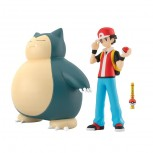 Pokemon Scale World Kanto Region Red & Snorlax & Pokemon Flute (JPN)