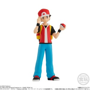 Pokemon Scale World Kanto Region Red & Snorlax & Pokemon Flute (JPN)