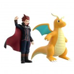 Pokemon Scale World Kanto Region Lance & Dragonite (JPN)