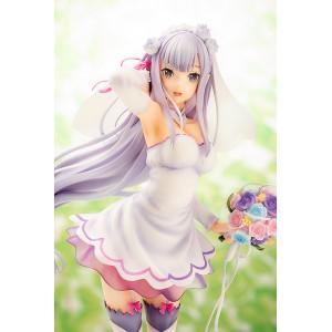 [BACKORDER] 1/7 Emilia: Wedding Ver.