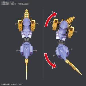 Figurerise Standard Amplified - Metalgarurumon [FREE KCX Exclusive POSTER 附送KCX限定海报 ]