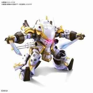 HG 1/24 Reiko Fighter Mugen Kamiyama Seijuro Custom (New Sakura Wars)