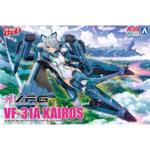 V.F.G. Macross VF-31A KAIROS (Reissue)