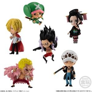 One Piece ADVERGE MOTION 3 Set (JPN)