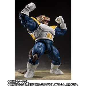 S.h Figuarts Great Ape Vegeta [FREE KCX Exclusive POSTER 附送KCX限定海报]