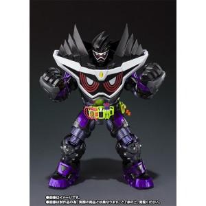S.H.Figuarts Kamen Rider Genm God Maximum Gamer Level Billion