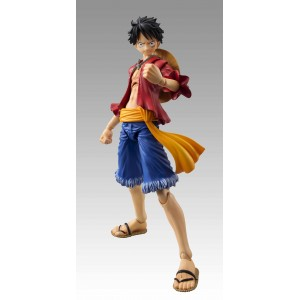 Variable Action Heroes One Piece Monkey D. Luffy (Reissue)
