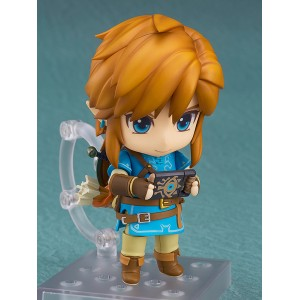 [BACKORDER] Nendoroid Link: Breath of the Wild Ver. DX Edition