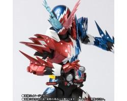 S.H.Figuarts Kamen Rider Build Rabbit Tank Sparkling Form