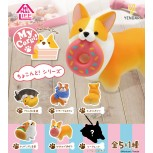 Anime Life Chubby Series - The Daily Corgi (6pcs/box)