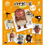 Animal Life Chubby Series - Hi Pause (6pcs/box)