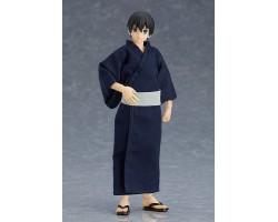 figma Male Body (Ryo) with Yukata Outfit (figma Styles)