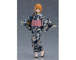 figma Female Body (Emily) with Yukata Outfit (figma Styles)