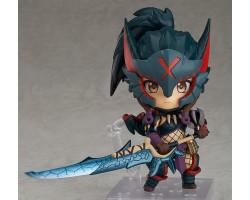 Nendoroid Hunter: Female Nargacuga Alpha Armor Ver. (MONSTER HUNTER WORLD: ICEBORNE)