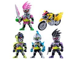 CONVERGE KAMEN RIDER PB11 Kamen Rider Ex-Aid Premium Edition -Select Your GASHAT- Set (PB Limited)