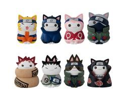 [BACKORDER] NARUTO-NYARUTO! CATS of KONOHA VILLAGE Set