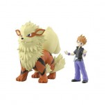 Pokemon Scale World Blue & Arcanine