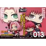 Chimi Mega Buddy Series! Naruto Shippuden: Sakura Haruno VS Sasori Duel Set