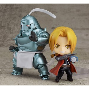 [BACKORDER]  Nendoroid Alphonse Elric (Fullmetal Alchemist: Brotherhood) (Reissue)