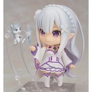 Nendoroid Emilia (Re:ZERO -Starting Life in Another World-) (Reissue)