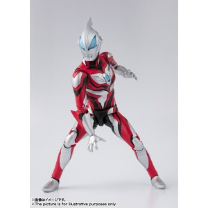 S.h Figuarts Ultraman Geed