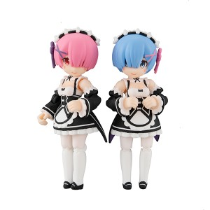 [BACKORDER] DESKTOP ARMY Re:Zero -Starting Life in Another World- (3pcs/box)