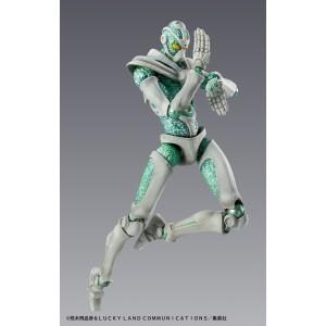Super Action Statue: Hierophant Green (JoJo's Bizarre Adventure Part 3) (Reissue)