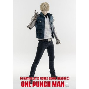 1/6 Genos DX Ver. (One Punch Man Season 2)