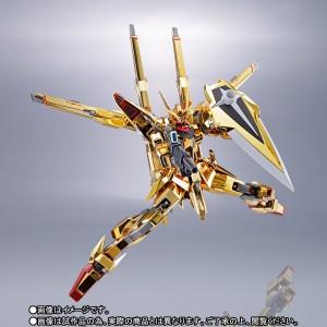 METAL ROBOT Damashii  <SIDE MS> Akatsuki Gundam (with Shiranui Option Set) [JPN]