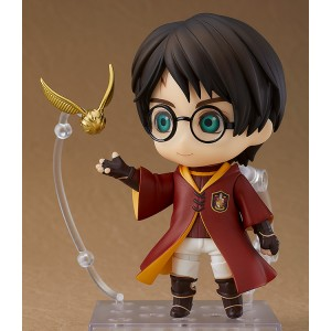 Nendoroid Harry Potter: Quidditch Ver. (Harry Potter)