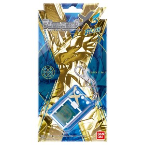 Digital Monster X3 VPET (Blue)