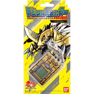 Digimon VPET 20th Aniversary Zubamon Ver. (Limited with cardboard)