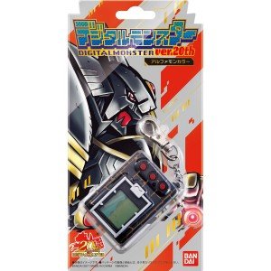 Digimon VPET 20th Aniversary Alphamon Ver. (Limited with cardboard)