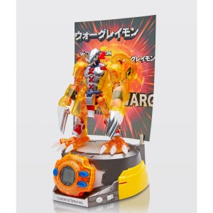 Complete Memory Set 15th Anniversary Wargreymon Ver.[LIMITED 3000 Worldwide]