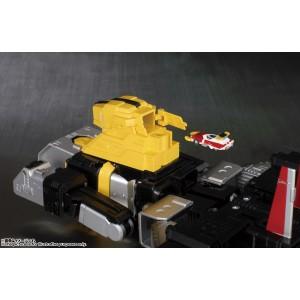 Soul of Chogokin GX-33R Leopardon & Marveler Summoning Set