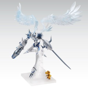 Ultimate Image Omegamon Merciful Mode Figurine[35CM TALL] (With Limited A4 Poster)
