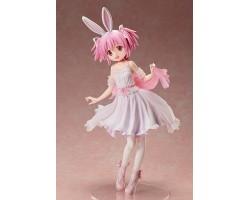 1/4 Puella Magi Madoka Magica New Feature Rebellion: Madoka Kaname Rabbit Ears Ver. PVC