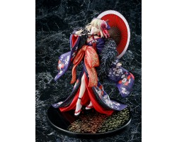 1/7 Fate/stay night[Heaven's Feel]: Saber Alter Kimono Ver. PVC [FREE KCX Exclusive POSTER 附送KCX限定海报 ]