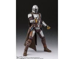 S.H.Figuarts The Mandalorian (Besker Metal Armor Version)
