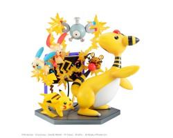 G.E.M.EX Pokemon Series - Electric power
